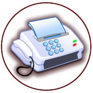 تلفن تماس و دورنگار
